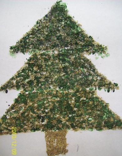 Оригинальные елки своими руками на конкурс